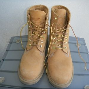 TIMBERLAND Men's Waterproof Leather Boots
